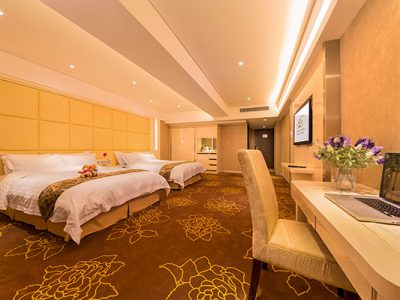 Luxury Family Room In Macau