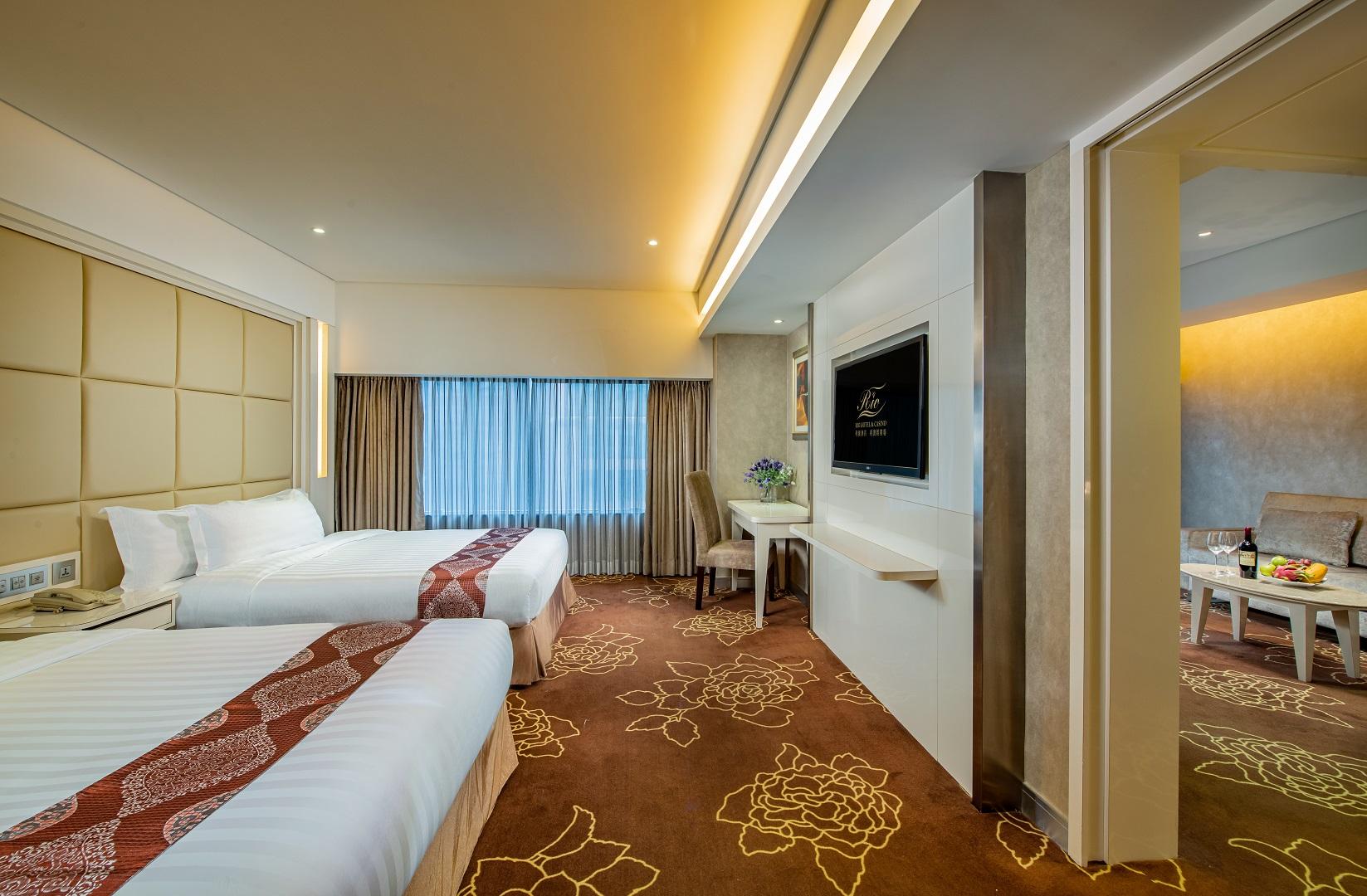 First Class Hotel Macau | Luxury Hotel in Macau | Budget & Boutique
